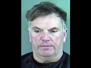 Chuck Allen:  Accused of public disorderly conduct