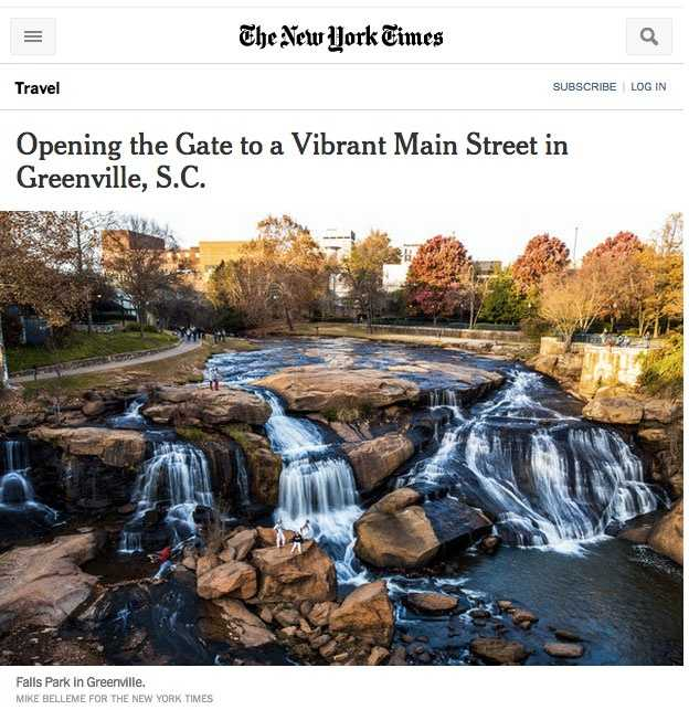 The New York Times- Opening the Gate to a Vibrant Main Street- Is there really any further explanation needed here? It's The New York Times!