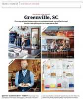 Southern Living- The High-Low Guide- One of the most popular and stylish features in the magazine chose to highlight a number of local hotspots for splurge and budget getaways