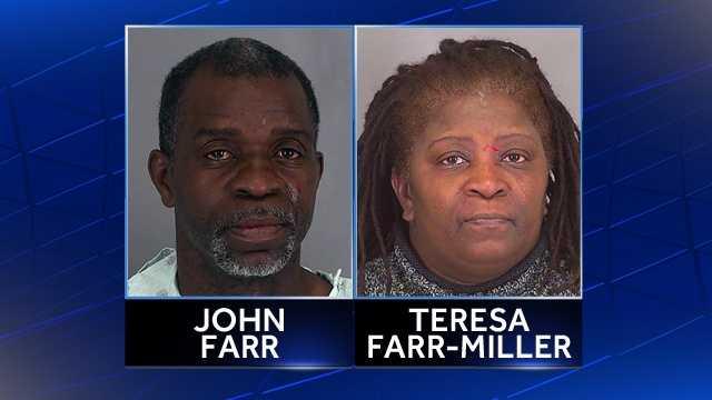 John Farr, Teresa Farr-Miller