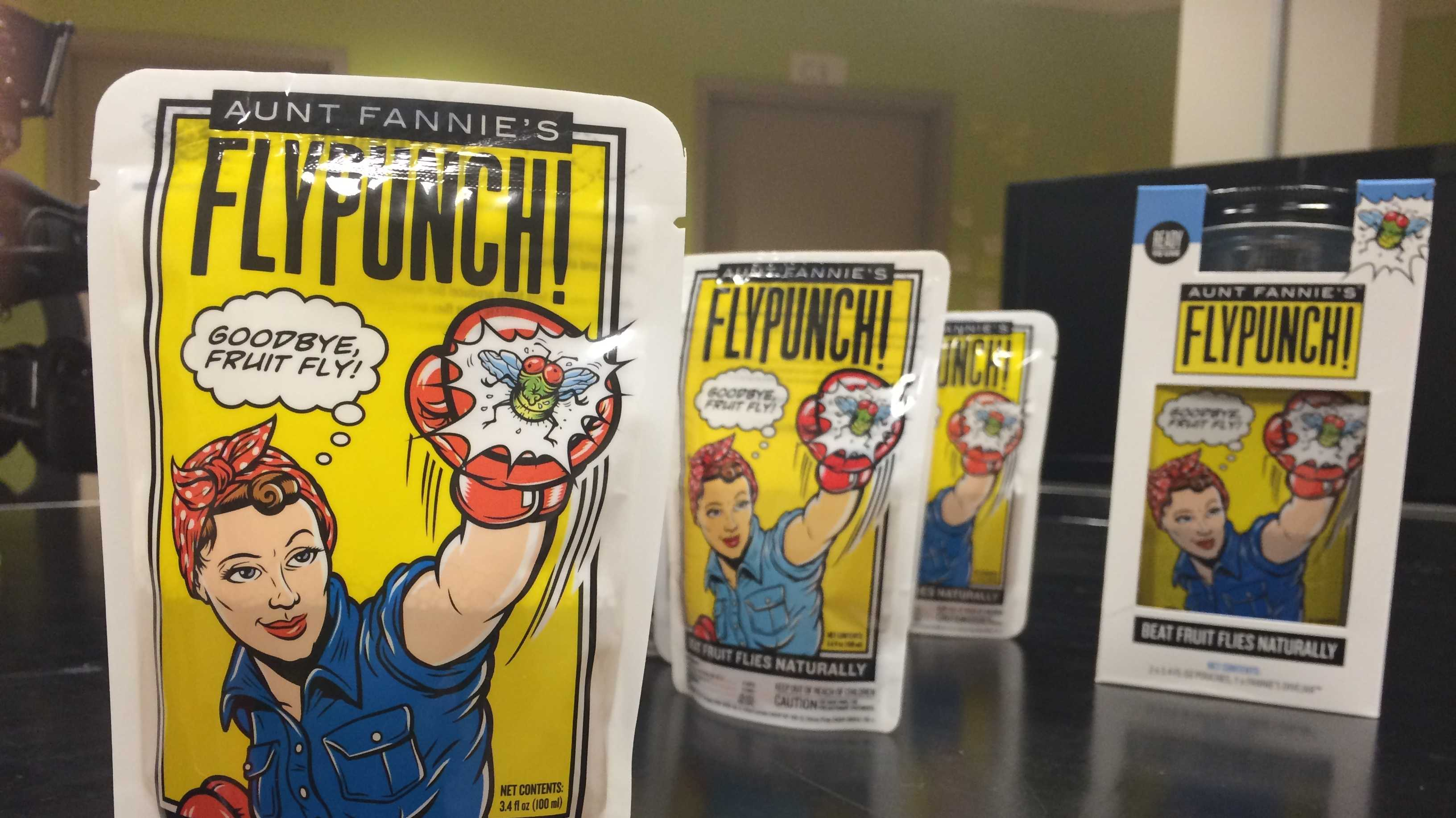 Aunt Fannie's FlyPunch