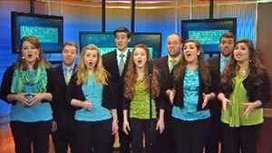 The Southern Wesleyan University Singers