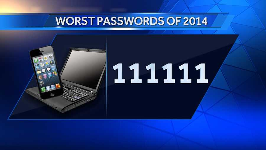 #15: 111111 is down 8 on the list this year