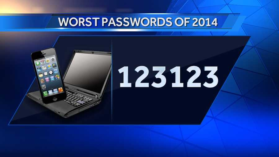 #23: 123123 is down 12 spots on the list this year