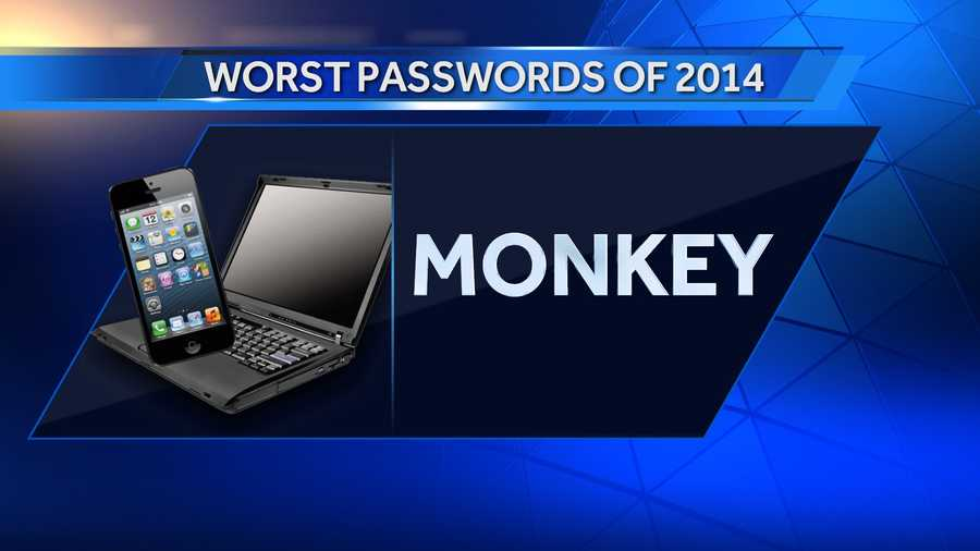 #12: monkey is up 5 on the list this year