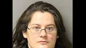 Misty Brook Cain Radel: charged with breach of trust.