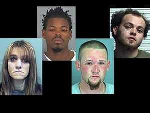 Click through this gallery to see the mug shots of those arrested and wanted in the Upstate and WNC.