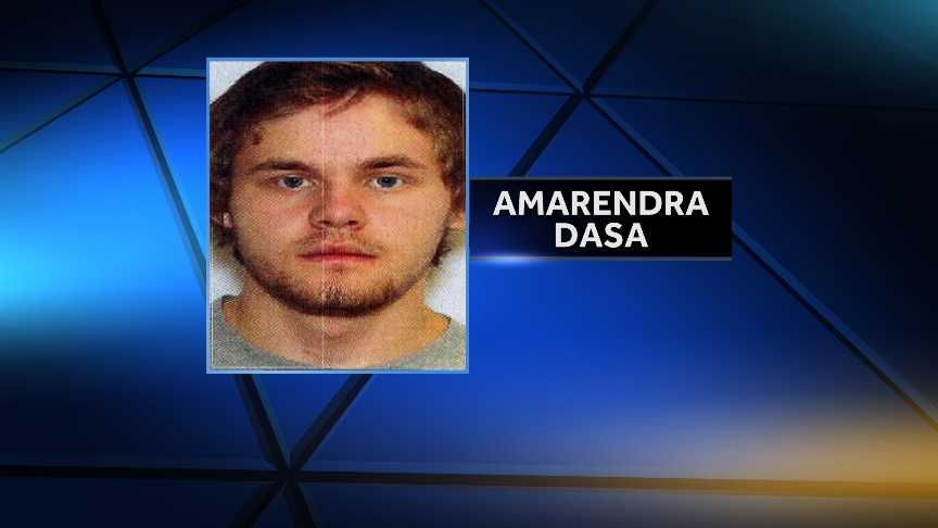 Amarendra Dasa: charged with murder