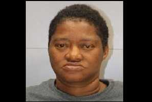 Gladys Penn: Charged with criminal domestic violence