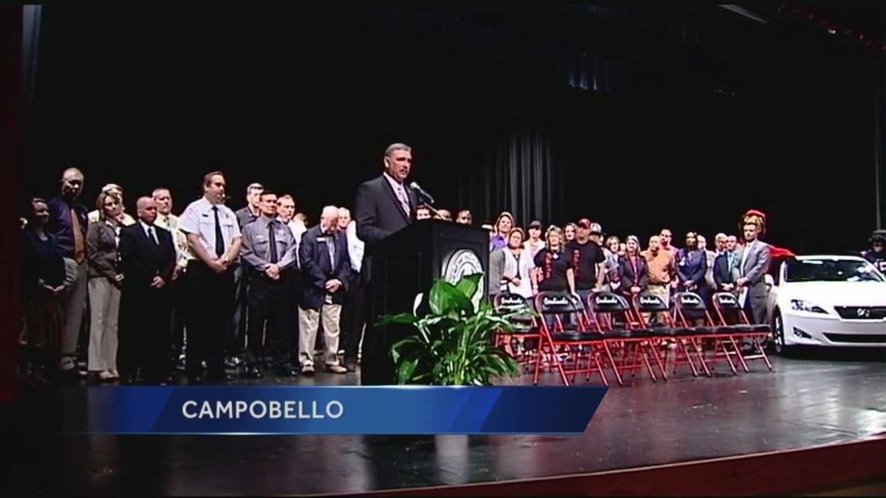 Landrum High School and State Farm Insurance are teaming up to create a program that teaches high school students safer driving techniques.