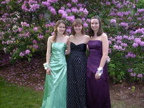 Jenni Knight (far right): WYFF News 4 producer