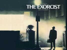 "The horror movie ""The Exorcist"" in 1973 that starred Linda Blair as a possessed child came from a novel by Peter Blatty."