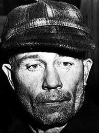 The movie came from a novel by Thomas Harris based on a number of serial killers, including Ed Gein (pictured), who skinned his victims, and Ted Bundy, who had formed a relationship with a criminal profiler and investigator.