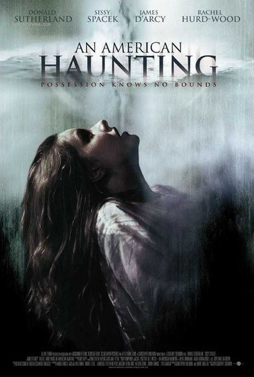 "The horror film ""An American Haunting"" in 2005 starred Donald Sutherland."