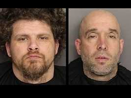 Allen and Crowder: Facing multiple charges