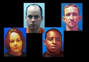 Check out the mugshots of those arrested and wanted in the Upstate and WNC in the month of April.