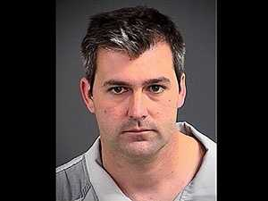 Michael Slager: charged with murder