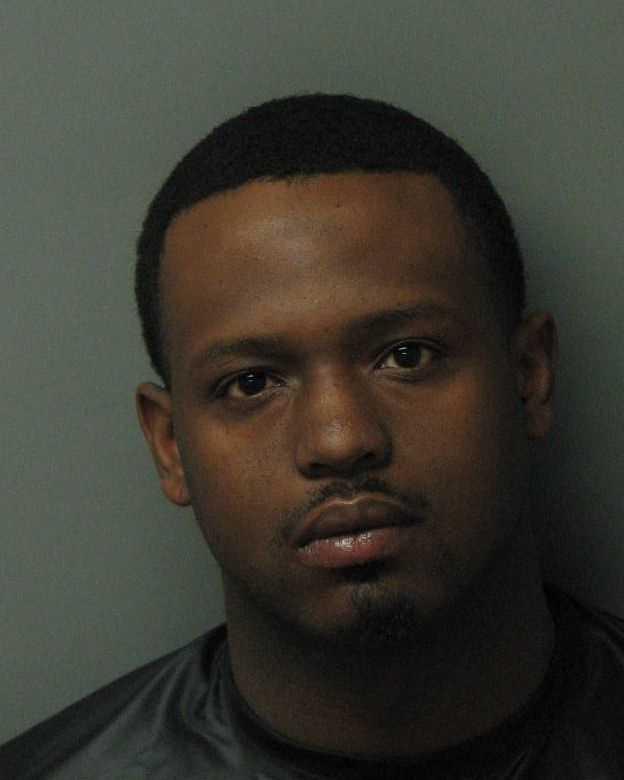 Jamal McGee: charged with distribution of marijuana