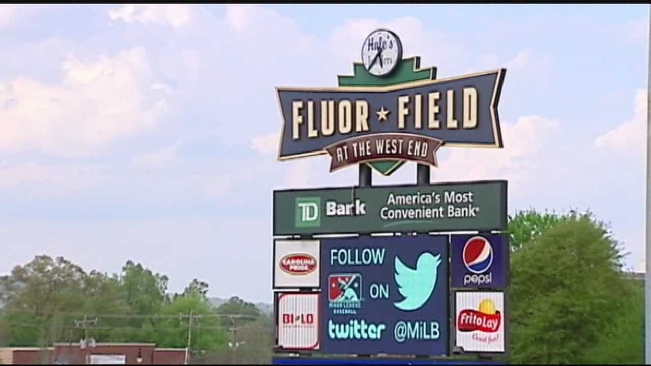 The Greenville Drive is celebrating its 10th year at Fluor Field.