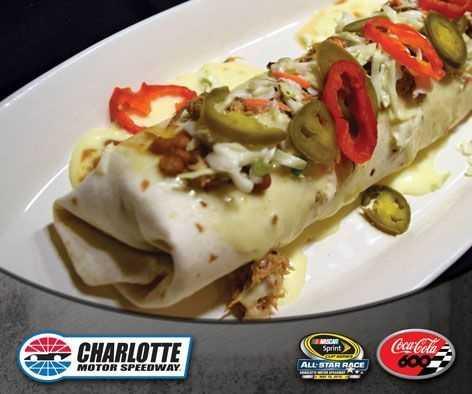 Crank Shaft Burrito