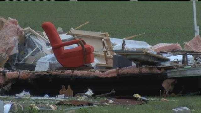 Calhoun County Tornado