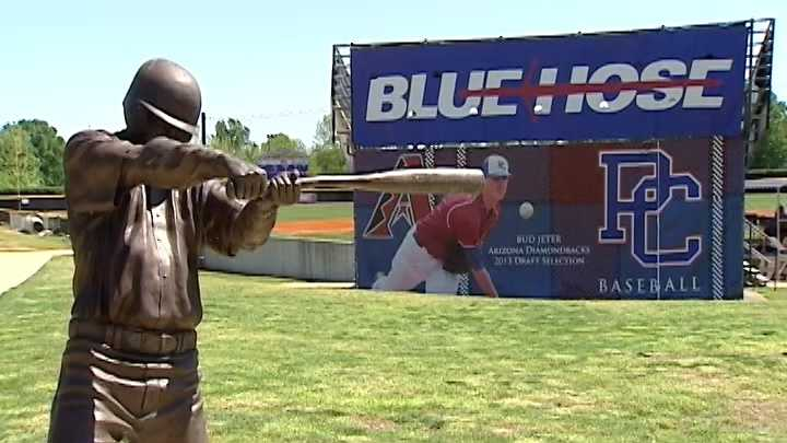 PC Blue Hose Baseball