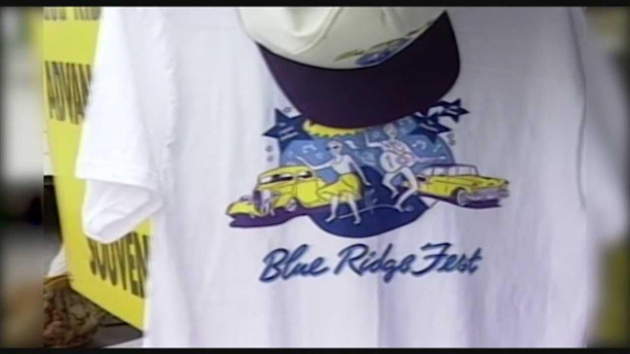 Blue Ridge Fest is one of the signature events that help get the festival season rolling in the upstate.