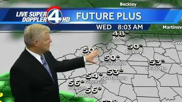 Asheville Tourists forecast picture 4-28