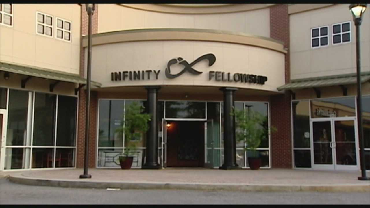 Infinity Fellowship in Anderson is stepping up to help out earthquake victims in Nepal. John Lyon has the story.