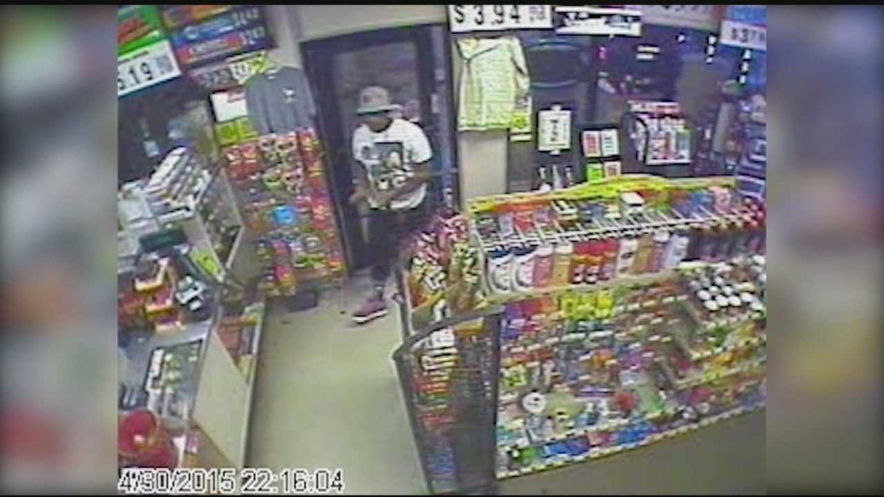 A man shoots a store clerk during an attempt to rob a convenience store in Anderson.