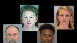 Click through to see the mugshots of those arrested and wanted in the Upstate and WNC in the month of May.,