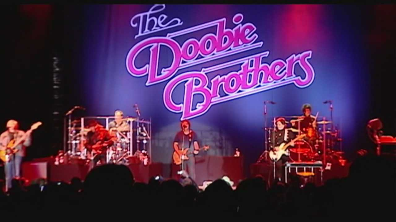 Michael Cogdill highlights the musical acts hitting South Carolina this season after hanging out backstage with the Doobie Brothers last Friday.