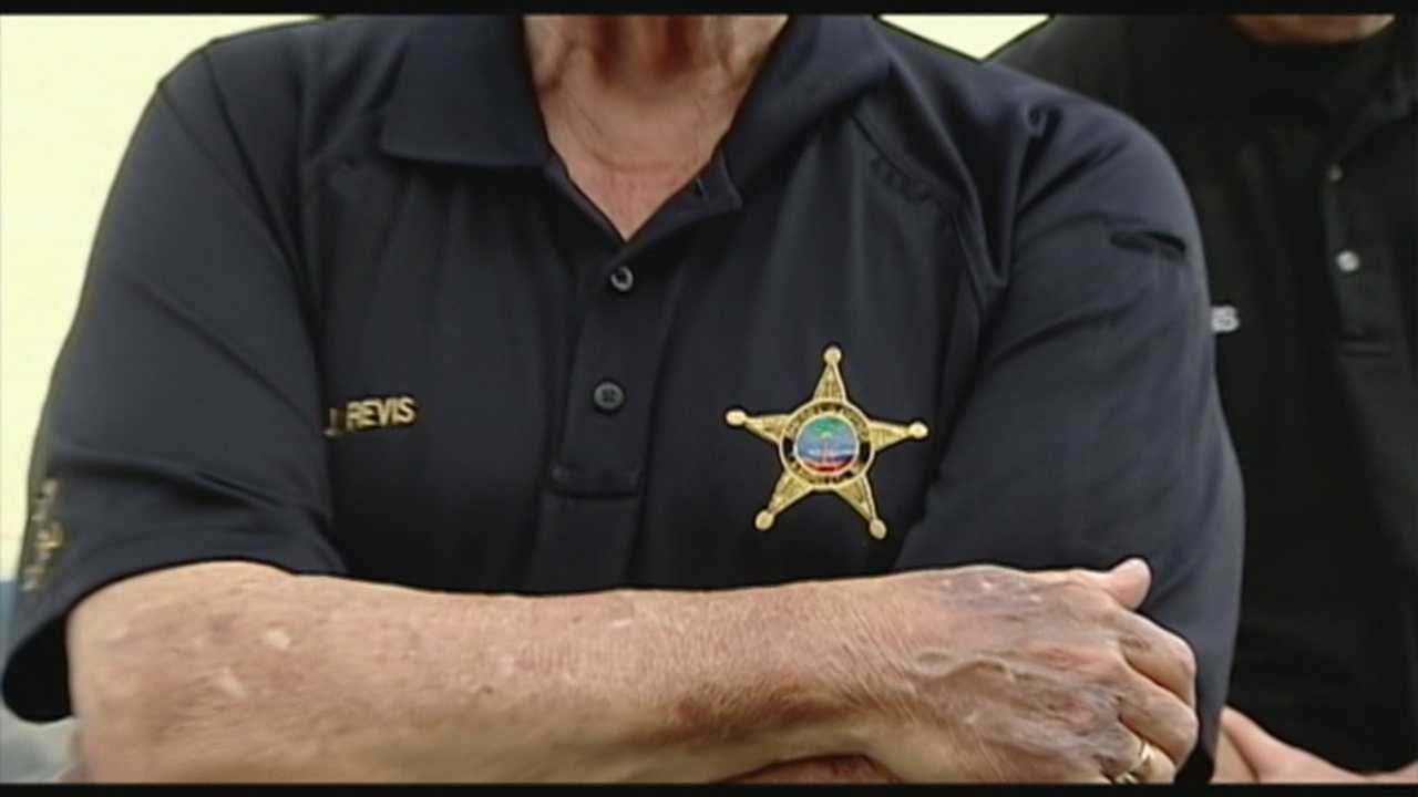 The Laurens County Sheriff's Office kicked of National Police Week 2015 with prayer.  Deputies, spouses and local residents gathered celebrate law enforcement and pray for safety.  So far this year 44 officers have lost their lives in the United States.  Ten from gunfire, 17 from auto accidents, and 17 from other causes, mostly heart attacks.   Organizers say National Police Week memorializes those officers lost, and celebrates the differences law enforcement makes in communities.