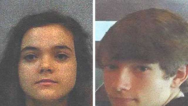 Jonathan Dennis, 15, and Alysia Skipper, 16, were found in San Diego