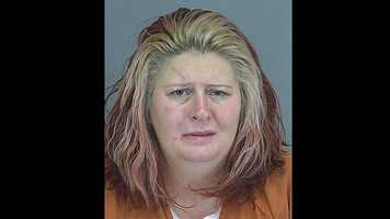 Kristie Bishop: convicted of armed robbery, financial transaction fraud, petty larceny