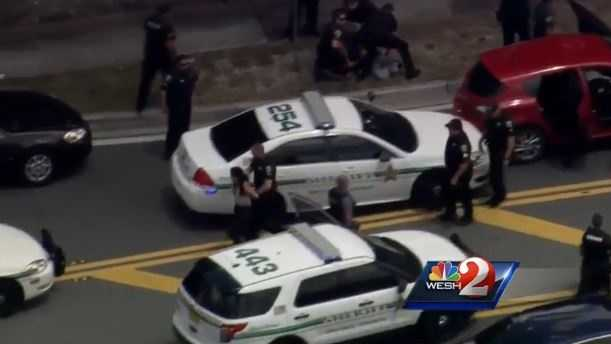 Two in custody after Florida car chase comes to end. Source: WESH
