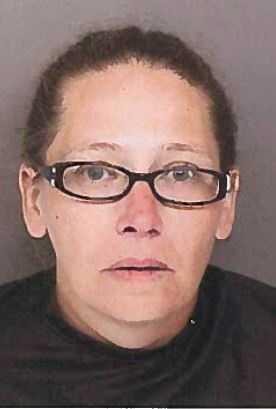 Angela Guy: Arrested in prostitution sting