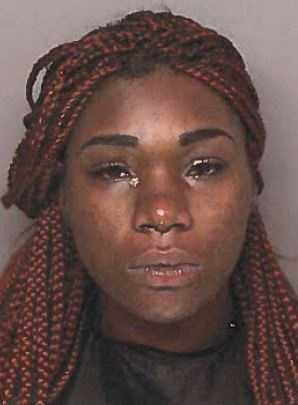Anisha Tomlin: Arrested in prostitution sting