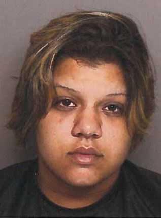 Briana Vaughn: Arrested in prostitution sting