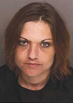 Christy Thomason: Arrested in prostitution sting