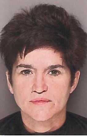 Mary Jolley: Arrested in prostitution sting