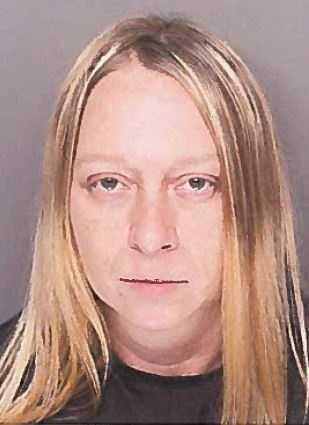 Mascha Fleischer: Arrested in prostitution sting