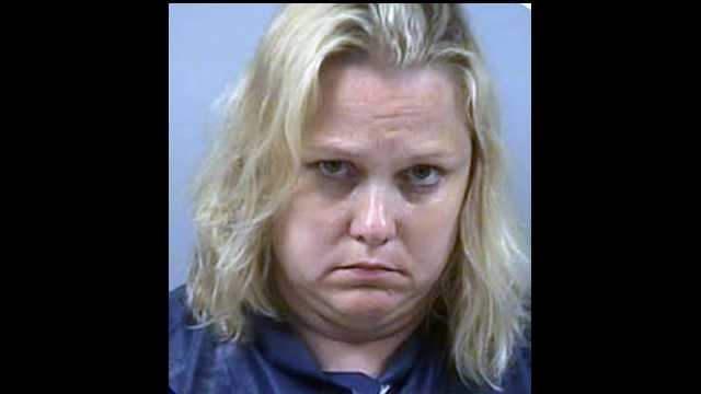Lori Whitley: Accused of operating a meth lab
