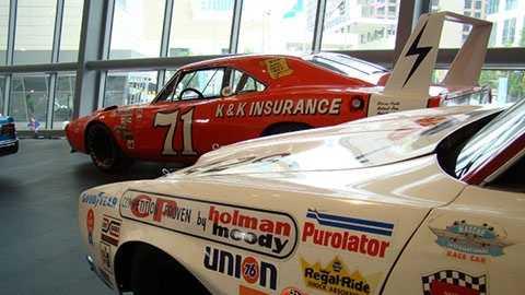 Bobby Isaac's famed K & K Insurance Dodge Charger Daytona #71