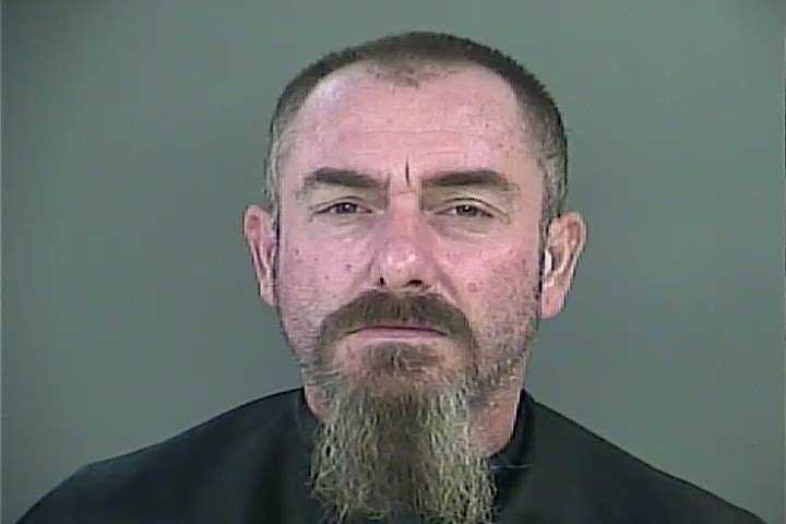 Terry Wayne Allen: Facing meth-related charges