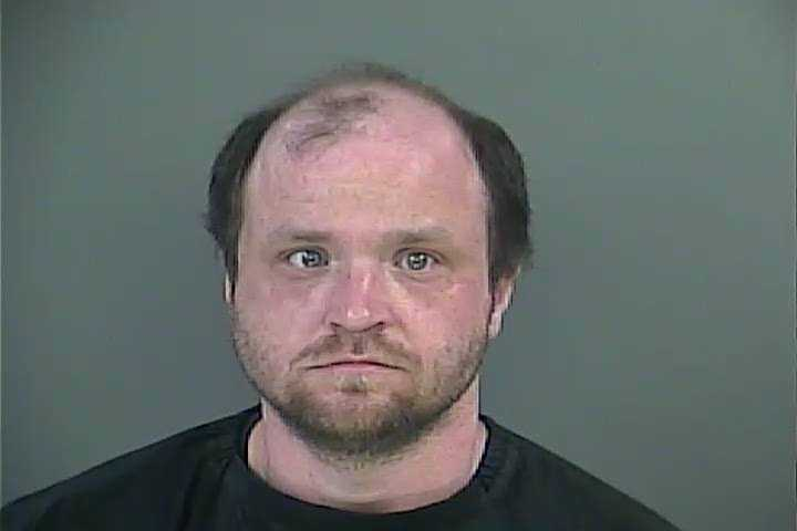 Christopher Gillespie: Facing meth-related charges