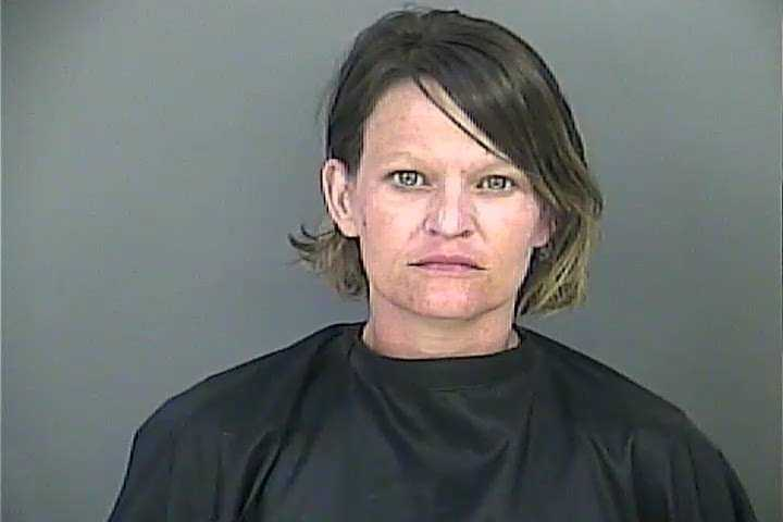 Melissa Dawn Hannah: Facing meth-related charges