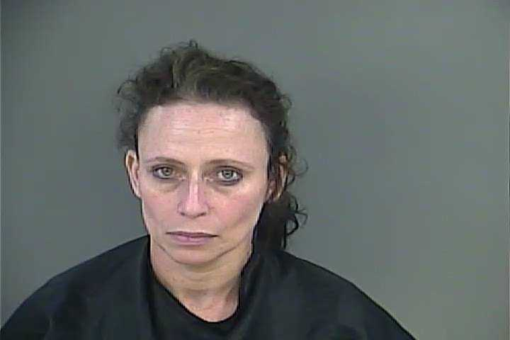 Melissa Martin McAdams: Facing meth-related charges