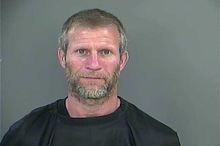 Eric Jason Whitten: Facing meth-related charges