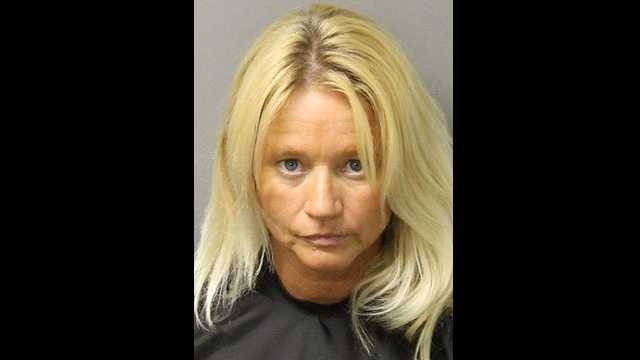 Clara Irene Williams: Accused of impersonating an officer